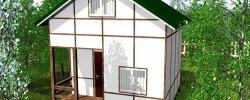 Дачные Дома под Ключ Цены в Самаре