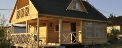 Дачный Дом под Ключ Недорого