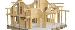 Проекты Деревянных Домов Бруса под Ключ